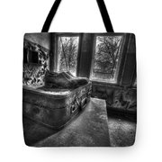 Ready To Leave Tote Bag
