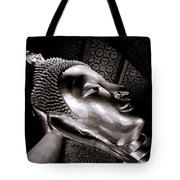 Reclining Buddha Tote Bag