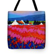 Red Meadow Tote Bag