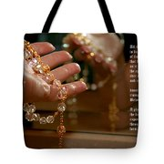 Reflections Of Spirit Tote Bag
