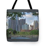 Renaissance View Tote Bag
