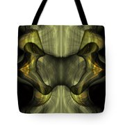 Reptilian - Green Tote Bag