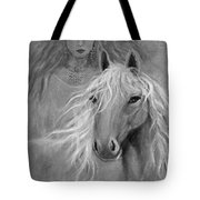 Rhiannon Tote Bag by The Art With A Heart By Charlotte Phillips
