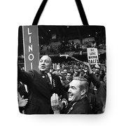 Richard J. Daley (1902-1976) Tote Bag