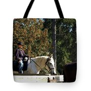 Riding Soldiers Tote Bag