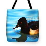 Ringbill Duck Tote Bag