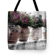 Ringling Courtyard Tote Bag