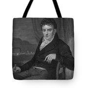 Robert Fulton, American Engineer Tote Bag