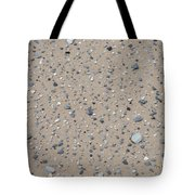 Rocks Sorted By The Wind Tote Bag