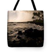 Rocky Coastline, Poipu, Kauai, Hawaii Tote Bag