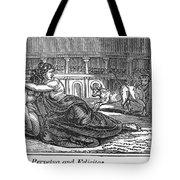 Rome: Perpetua & Felicitas Tote Bag