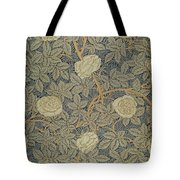 Rose Tote Bag by William Morris
