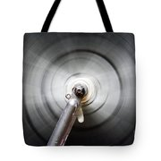 Rotating Wheel Tote Bag