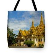Royal Palace Tote Bag