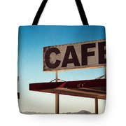 Roy's Cafe Tote Bag