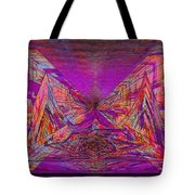 Rumblings Within Tote Bag by Tim Allen