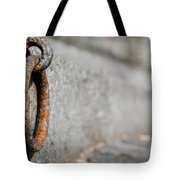 Rusty Ring Tote Bag