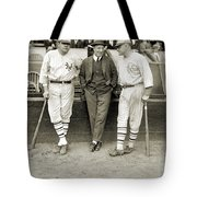 Ruth, Dunn And Bentley Tote Bag