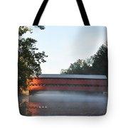 Sachs Covered Bridge  Near Gettysburg Tote Bag