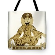 Saladin, Sultan Of Egypt And Syria Tote Bag by Science Source