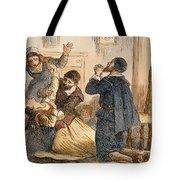 Salem Witchcraft, 1692 Tote Bag
