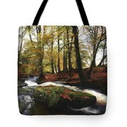 Sally Gap, County Wicklow, Ireland Tote Bag