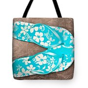 Sandals Tote Bag