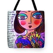 Scarlett O'hara Tote Bag