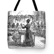 Segregated School, 1870 Tote Bag