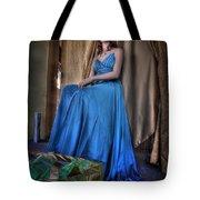 Shabby Genteel Tote Bag