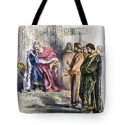 Shakespeare: King John Tote Bag