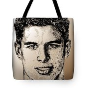Sidney Crosby In 2007 Tote Bag