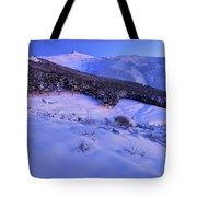 Sierra Nevada National Park Tote Bag