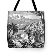 Sieur De La Salle Tote Bag