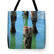 Signs Of Time Tote Bag