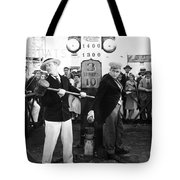 Silent Film: Amusement Park Tote Bag