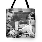 Silent Film Still: School Tote Bag