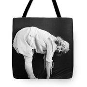 Silent Still: Exercise Tote Bag