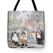Sing A Song Of Sixpence Tote Bag