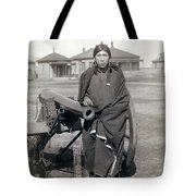 Sioux Warrior, 1891 Tote Bag
