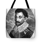 Sir Francis Drake, English Explorer Tote Bag