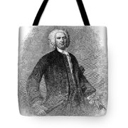 Sir William Pepperell Tote Bag