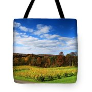 Six Miles Creek Vineyard Tote Bag