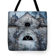 Skies And Stones  Tote Bag