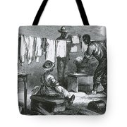 Slaves In Union Camp Tote Bag
