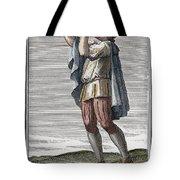 Slide Trumpet, 1723 Tote Bag