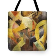 Small Composition I Tote Bag