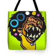 Smile For Luck  Tote Bag