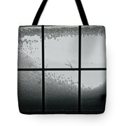 Snow Covers The Streets Tote Bag