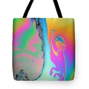 Soap Film Tote Bag